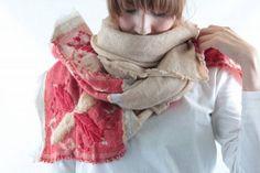 asiaza blog: 1円開始!!! ウール100% 軽い 上質ストール 手刺繍 インド NO:1 - ヤフオク!
