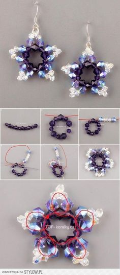 DIY Beads Star DIY Projects | UsefulDIY.com