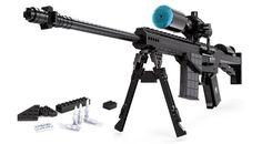 Barrett Sniper Rifle by GUNBLX