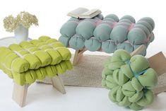 Meike Harde и ее необыкновенная мебель http://ru.melodyhome.com/article/Brendy-mebeli/article-8059/