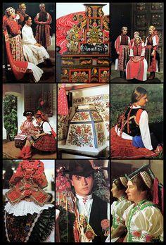 hungarian postcards
