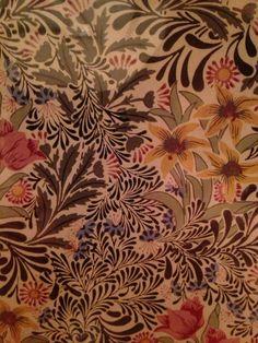 William Morris.  Bower pattern.