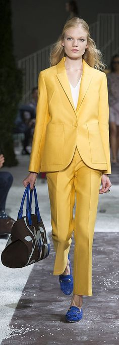 Pin for Later: This Runway Rainbow Will Get You Superexcited For Spring