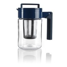 Teavana Blue Infuser Tea Pitcher by Teavana, http://www.amazon.com/dp/B007EBD2WQ/ref=cm_sw_r_pi_dp_wc4Mrb0K1QGDC
