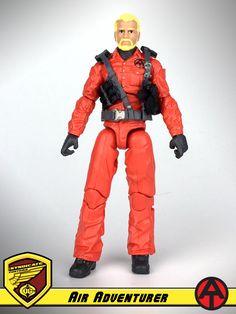 G.I. Joe - Cobra Customs :: Air Adventurer