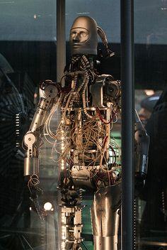NASA Robot Robots are awesome.