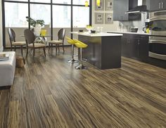 Dream Home - Fumed African Ironwood Laminate