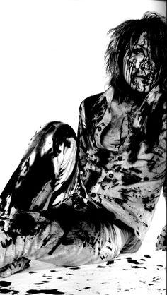 Ruki ~the Gazette~ Ruki The Gazette, Kei Visual, Drum Band, Anthony Kiedis, Band Wallpapers, Punk Goth, Beautiful Person, Beautiful People, Japanese Artists