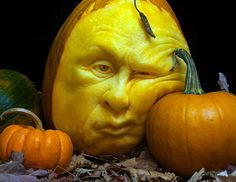 Incredible Pumpkin Carvings