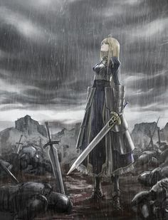 Fate/Stay Night - Saber