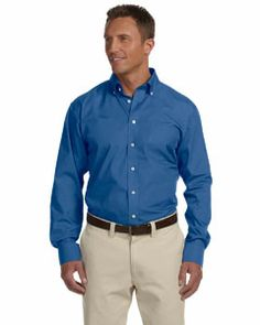 Chestnut Hill Men's Executive Performance Broadcloth (Mens & Ladies)
