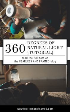 Learn how to shoot in-home using natural light (documentary photography). Click to see full post.