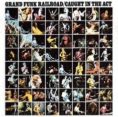 As 1975 began, Grand Funk were on the road with the All The Girls In The World Beware! album, beginning a huge tour in Mobile on 2 January. Rock Album Covers, Music Album Covers, The 1975 Tour, Grand Funk Railroad, Wembley Arena, Rock News, Visit Canada, Abbey Road, Rock Legends
