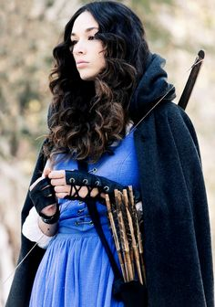 New still of Crystal Reed in Teen Wolf