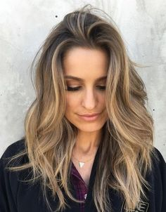 Fantastic Long Layered Hairstyles for Women