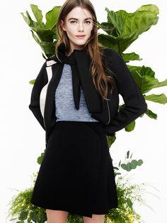 Falda de Armani Exchange