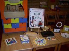 www.jufjanneke.nl | Tijd en klokken