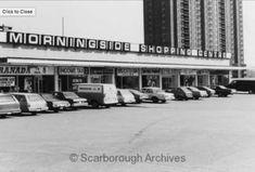 Morningside Shopping Centre, West Hill, Scarborough, Ontario Scarborough Ontario, Canada Eh, Evening Sandals, Historical Images, Shopping Center, Personal Development, Boys, Girls, Toronto