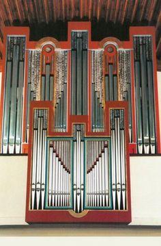 Datei:Baernbach, Kirche, Orgel.jpg
