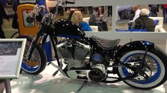 Progressive bike at Chicago convention