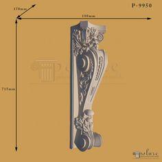 Poliüretan Payanda Modelleri Konsol ürünleri http://www.polure.com/portfolio-item/poliuretan-payanda-modelleri/