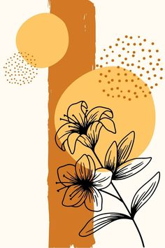 Minimalist Painting, Minimalist Wallpaper, Minimalist Art, Abstract Line Art, Abstract Shapes, Diy Canvas Art, Diy Art, Watercolor Art, Illustration