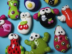 Toy art!!! | por Ana Kuhnen - Marmelinhas