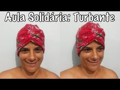 AULA SOLIDÁRIA: TURBANTE - YouTube Perm, Sewing Crafts, Hats, Blog, Youtube, Thin Hair, Scrub Hats, Warrior Women, Boutique Hair Bows
