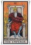 Las Revelaciones del Tarot: El Emperador - Adivinacion - Tarot Rider Waite -