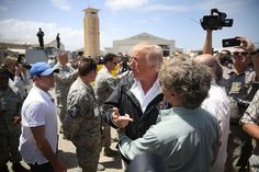 Trump's administration deleted data on Puerto Rico's crisis from FEMA's website