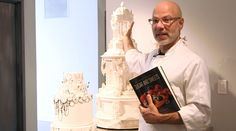 Ron Ben-Israel — on pastillage and his sugar world