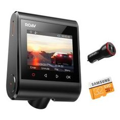 Roav Dashcam Pro by Anker Resolution Built-in Gps/wi-fi for sale online Wireless Backup Camera System, Custom Dashboard, Rear View Mirror Camera, Best Noise Cancelling Headphones, Car Camera, Best Laptops, Dashcam, Tech Gadgets, Wide Angle