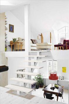 Via Skonahem | Multiple Level Living | White
