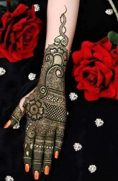 Beautiful Henna mansi