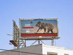 Koalafornia San Diego Zoo billboard