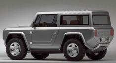 Ford Bronco 2018 » Los Mejores Autos