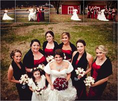 A Christmas Wedding in Moorestown