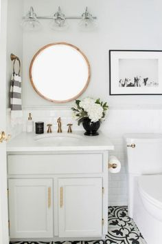 115 Extraordinary Small Bathroom Designs For Small Space 081 – GooDSGN