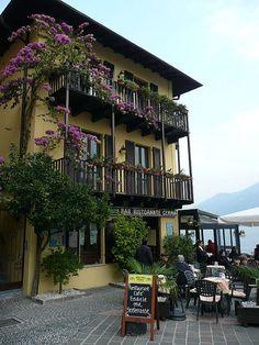 Ristorante Gemma in Limone, Lago di Garda, Italy