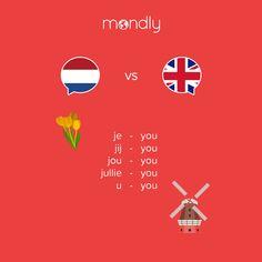 dutch vs english