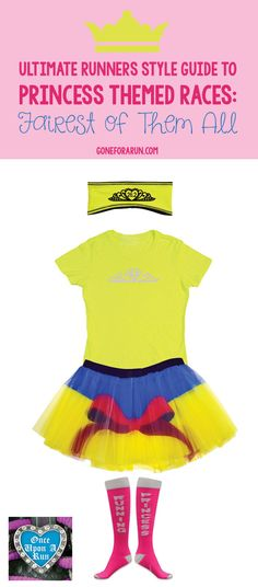 Stand out on your next run by sporting one of our funny running costumes, Disney running gear or other festive runner's outfits. Run Disney Costumes, Running Costumes, Disney Outfits, Disney Races, Disney 10k, Disney Princess Half Marathon, Disney Marathon, Princess Running Costume, Disney Inspired Fashion