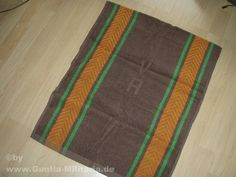 MMB NVA Handtuch, Repro / mehr Infos auf: www.Guntia-Militaria-Shop.de
