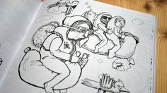 Doodlers Anonymous Coloring Book Vol. 2
