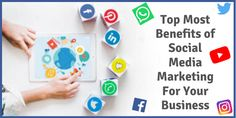 Do you want to hire social media marketing services? But are you thinking about how it benefits you? Here Netweb Technologies is going to talk about Top Most Benefits of Social Media Marketing For Your Business.   #SocialMediaMarketing #SocialMedia #DigitalMarketing #DigitalMarketingServices #SEO #SEOServices Digital Marketing Services, Seo Services, Social Media Marketing, How To Use Hashtags, Trending Hashtags, Most Popular Social Media, Social Media Engagement, Web Development, Being Used