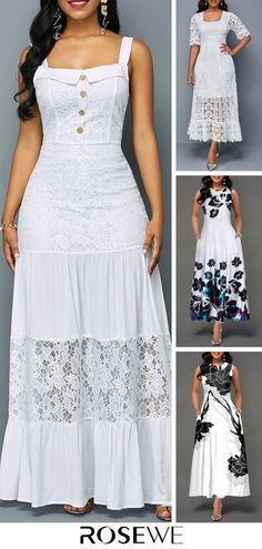 Dresses online for sale Casual Dresses, Fashion Dresses, Summer Dresses, Woman Dresses, Dress Skirt, Dress Up, White Dresses For Women, Lovely Dresses, African Fashion