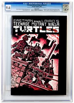 Have you ever wanted to own a signed, near mint copy of the first issue of Teenage Mutant Ninja Turtles, but couldn't get your hands on one because there were only 3,000 of them released? We'll here's an opportunity to win this rare and highly sought-after comic!  Enter to win FyndIt's Mean, Green TMNT Contest,  and if your entry qualifies as the Grand Prize winner, you could take home a CGC 9.6 graded first print TMNT #1 comic book signed by the creators!  www.fyndit.com/tmnt #TMNT…
