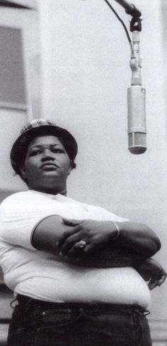 Before Janis, there was Big Mama Thornton. Please remember that..