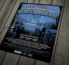 International Blues Music Day 2015