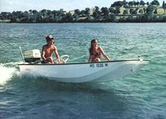 13 Whaler-SS- Should this boat be in the top 50 of all time? You be the judge.  Check back every week, we'll add another.  #boating #BostonWhaler