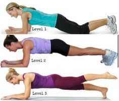 30 day plank challenge - just a few minutes a day can lead to a stronger body and mind!